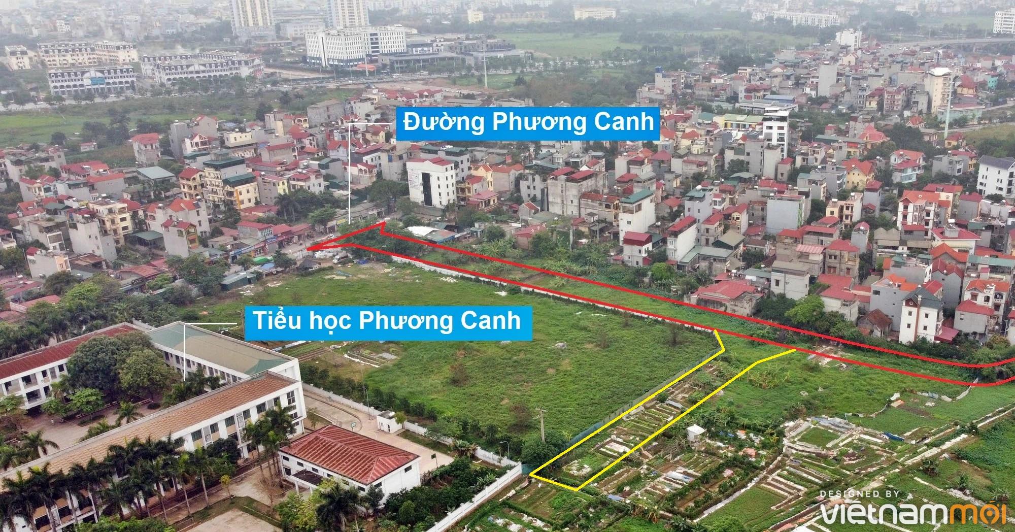 Những khu đất sắp thu hồi để mở đường ở phường Xuân Phương, Nam Từ Liêm, Hà Nội (phần 3) - Ảnh 8.