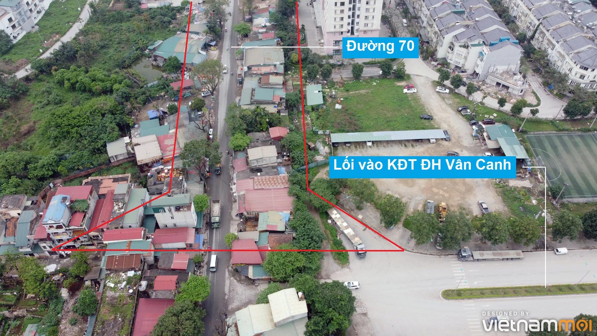 Những khu đất sắp thu hồi để mở đường ở phường Xuân Phương, Nam Từ Liêm, Hà Nội (phần 3) - Ảnh 12.
