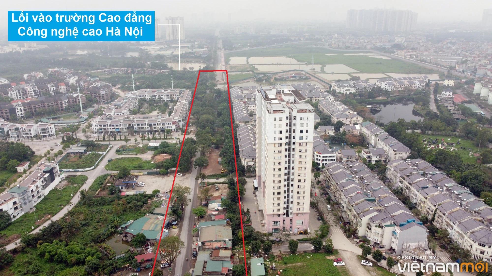 Những khu đất sắp thu hồi để mở đường ở phường Xuân Phương, Nam Từ Liêm, Hà Nội (phần 3) - Ảnh 13.