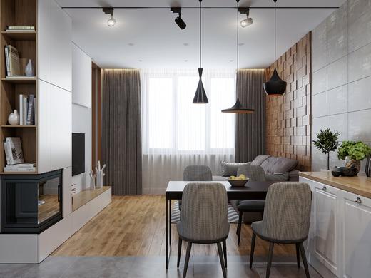 Bật mí những cách trang trí nhà chung cư đẹp, ấn tượng  - Ảnh 7.