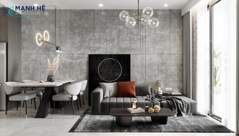 Bật mí những cách trang trí nhà chung cư đẹp, ấn tượng  - Ảnh 1.