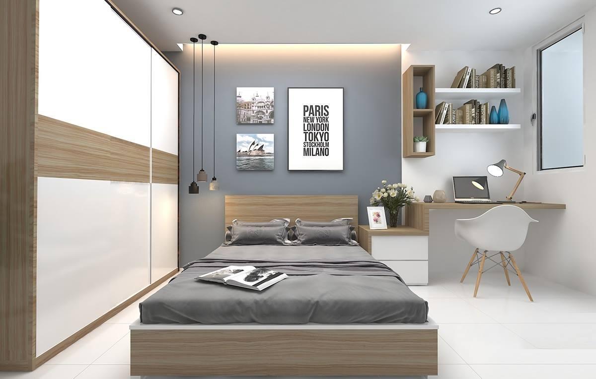 Bật mí những cách trang trí nhà chung cư đẹp, ấn tượng  - Ảnh 23.