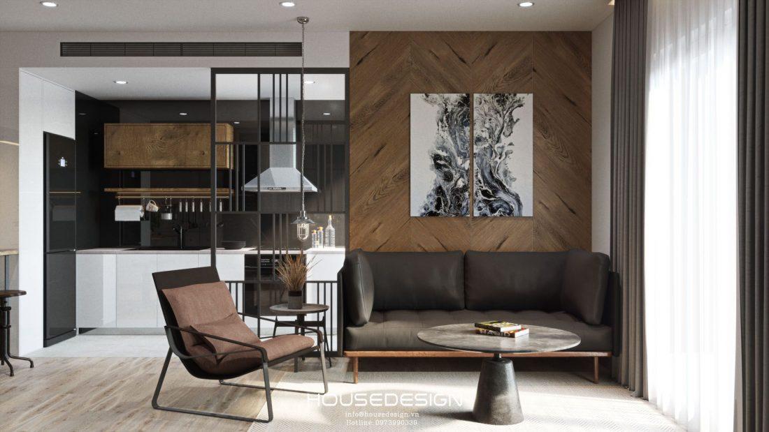 Bật mí những cách trang trí nhà chung cư đẹp, ấn tượng  - Ảnh 4.