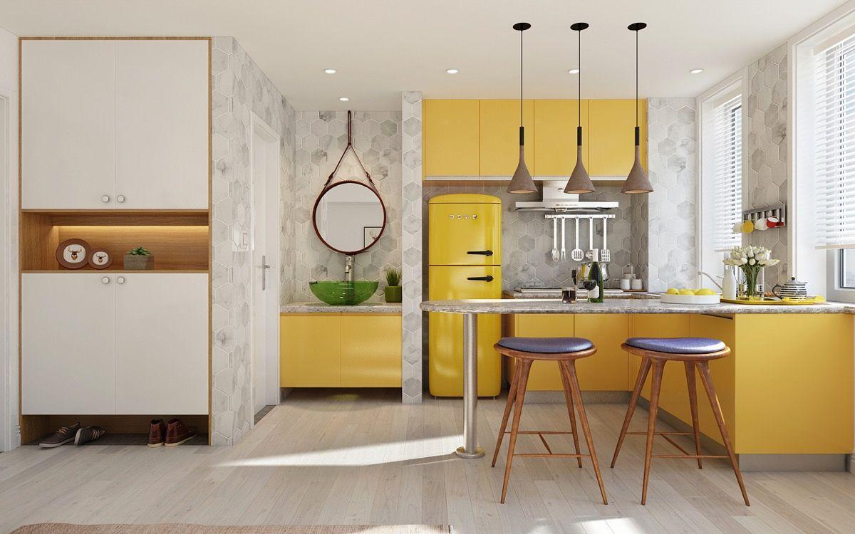 Bật mí những cách trang trí nhà chung cư đẹp, ấn tượng  - Ảnh 21.