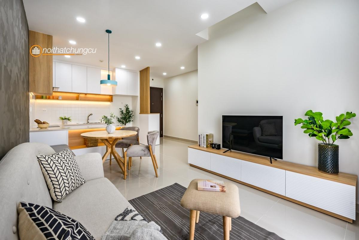 Bật mí những cách trang trí nhà chung cư đẹp, ấn tượng  - Ảnh 15.