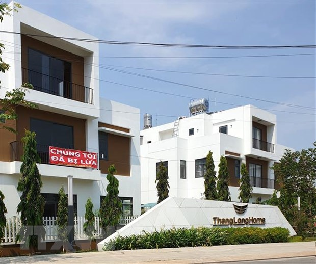 Loay hoay giải quyết tranh chấp chung cư tại TP HCM - Ảnh 1.