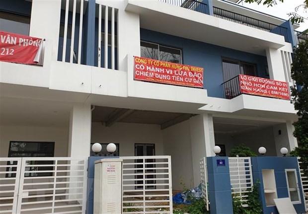 Loay hoay giải quyết tranh chấp chung cư tại TP HCM - Ảnh 3.