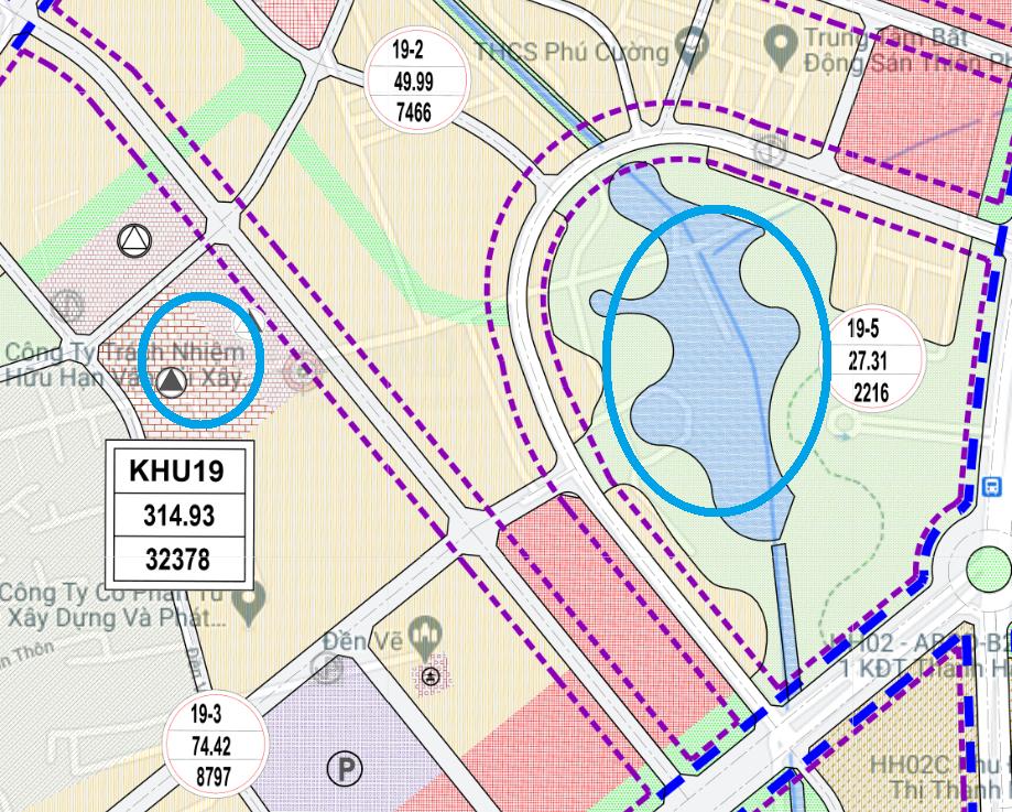 Đất dính quy hoạch ở quận Hà Đông, Hà Nội - Ảnh 1.