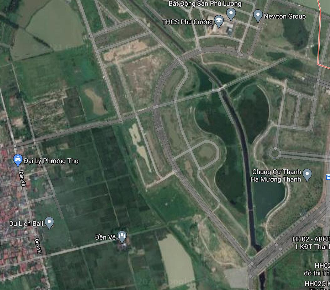 Đất dính quy hoạch ở quận Hà Đông, Hà Nội - Ảnh 2.
