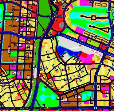Bản đồ quy hoạch giao thông phường Xuân Đỉnh, Bắc Từ Liêm, Hà Nội - Ảnh 2.
