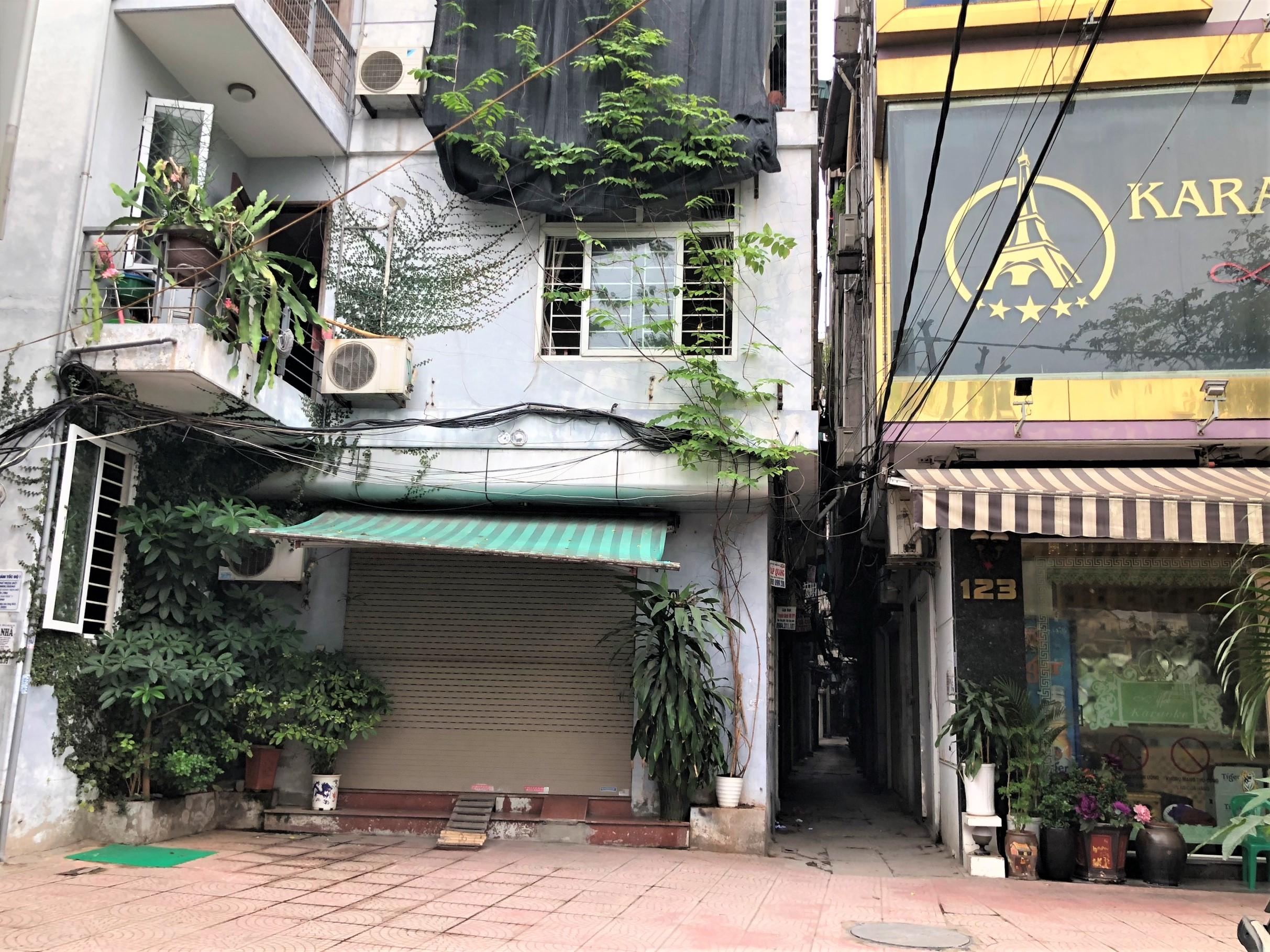 Đường sắp mở theo quy hoạch ở phường Ngọc Hà, Ba Đình, Hà Nội (phần 2): Đường nối ngõ 279 Đội Cấn - phố Ngọc Hà  - Ảnh 9.