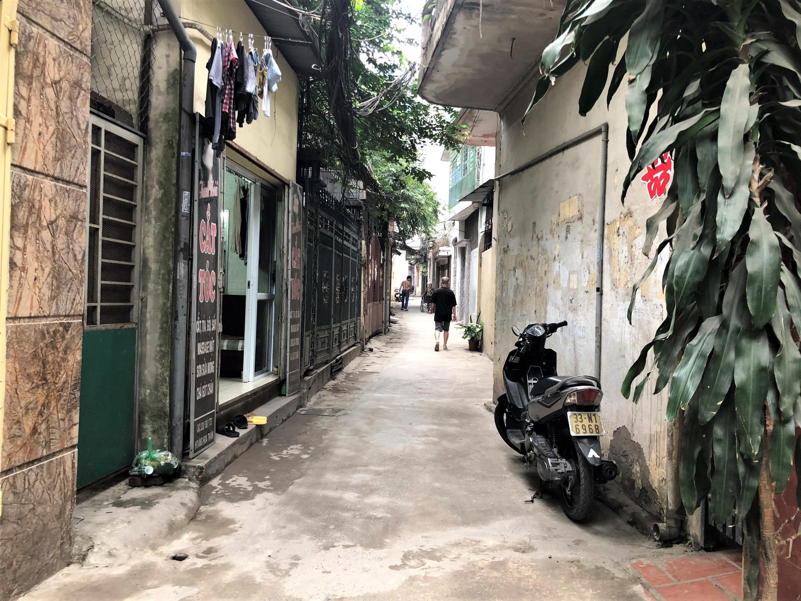 Đường sắp mở theo quy hoạch ở phường Ngọc Hà, Ba Đình, Hà Nội (phần 2): Đường nối ngõ 279 Đội Cấn - phố Ngọc Hà  - Ảnh 3.