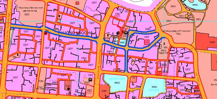 Đường sắp mở theo quy hoạch ở phường Ngọc Hà, Ba Đình, Hà Nội (phần 3): Hai đường nối ngõ Đội Cấn - phố Ngọc Hà  - Ảnh 1.