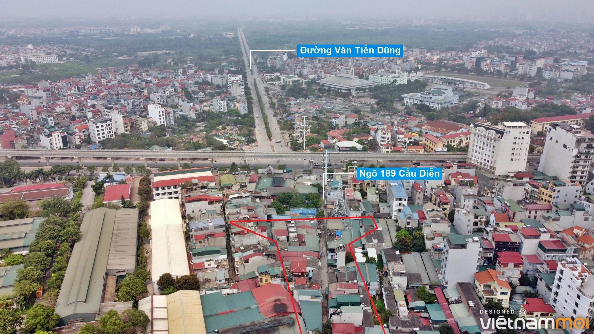 Những khu đất sắp thu hồi để mở đường ở phường Phúc Diễn, Bắc Từ Liêm, Hà Nội - Ảnh 4.