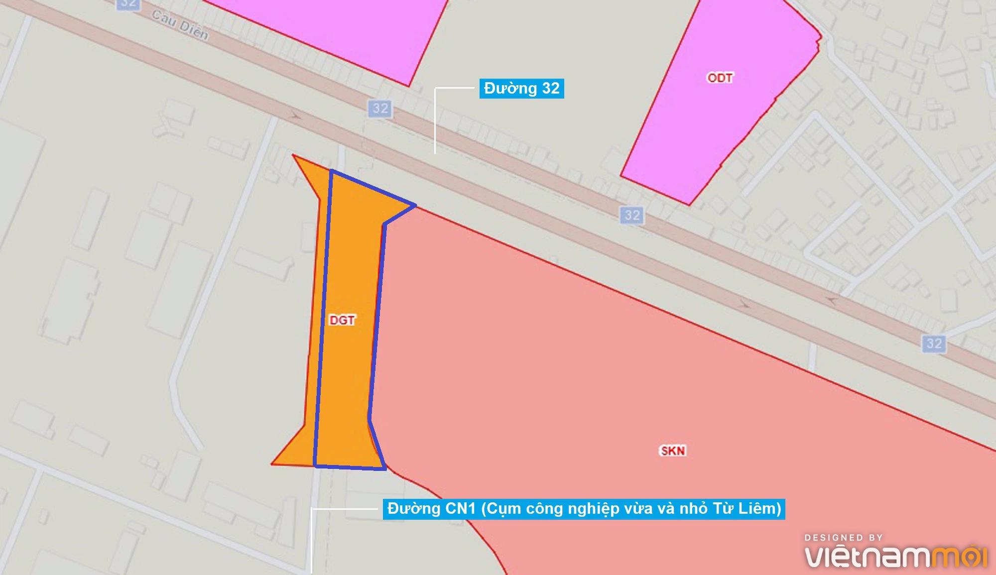 Những khu đất sắp thu hồi để mở đường ở phường Phúc Diễn, Bắc Từ Liêm, Hà Nội - Ảnh 6.