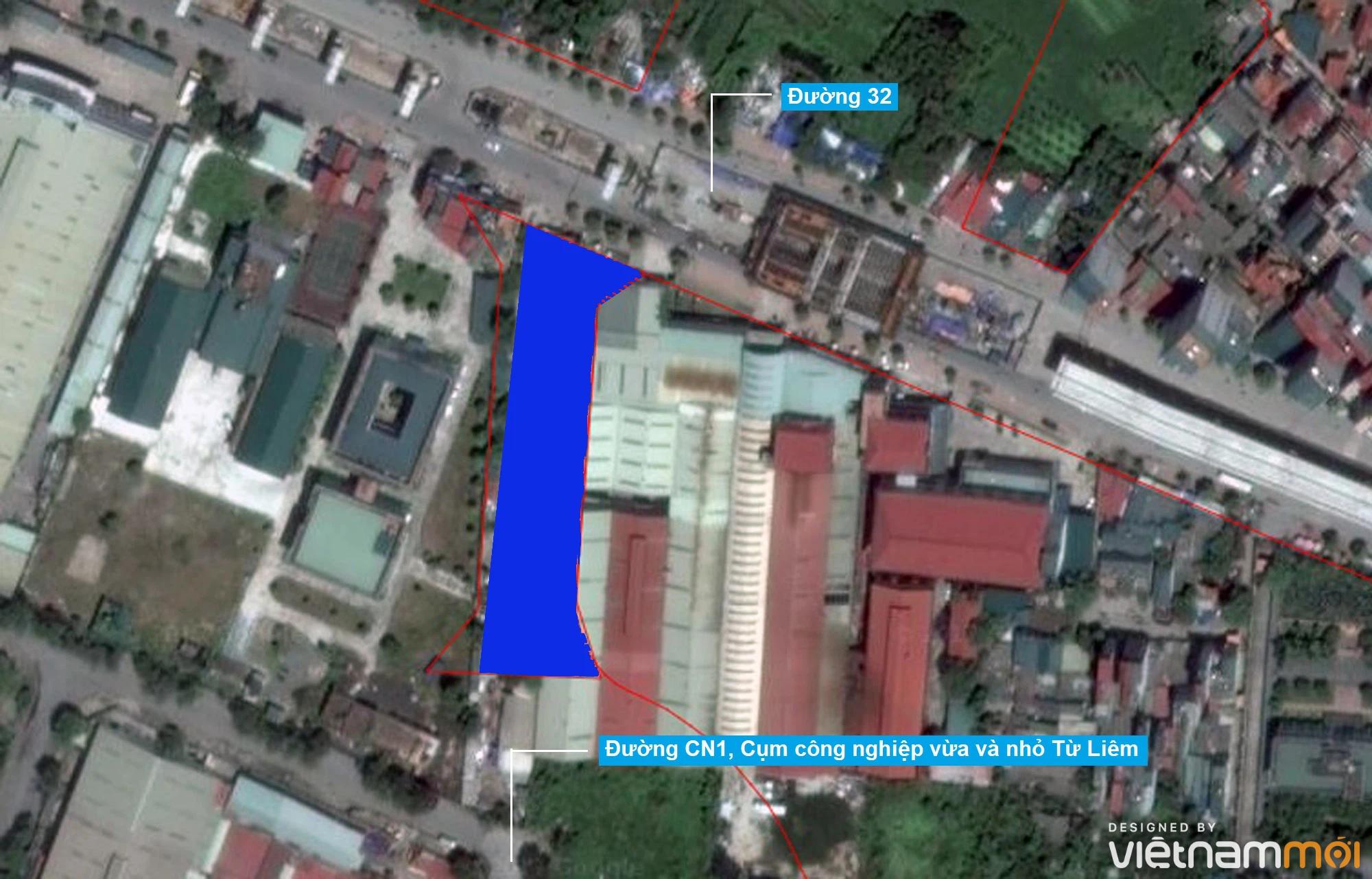 Những khu đất sắp thu hồi để mở đường ở phường Phúc Diễn, Bắc Từ Liêm, Hà Nội - Ảnh 7.