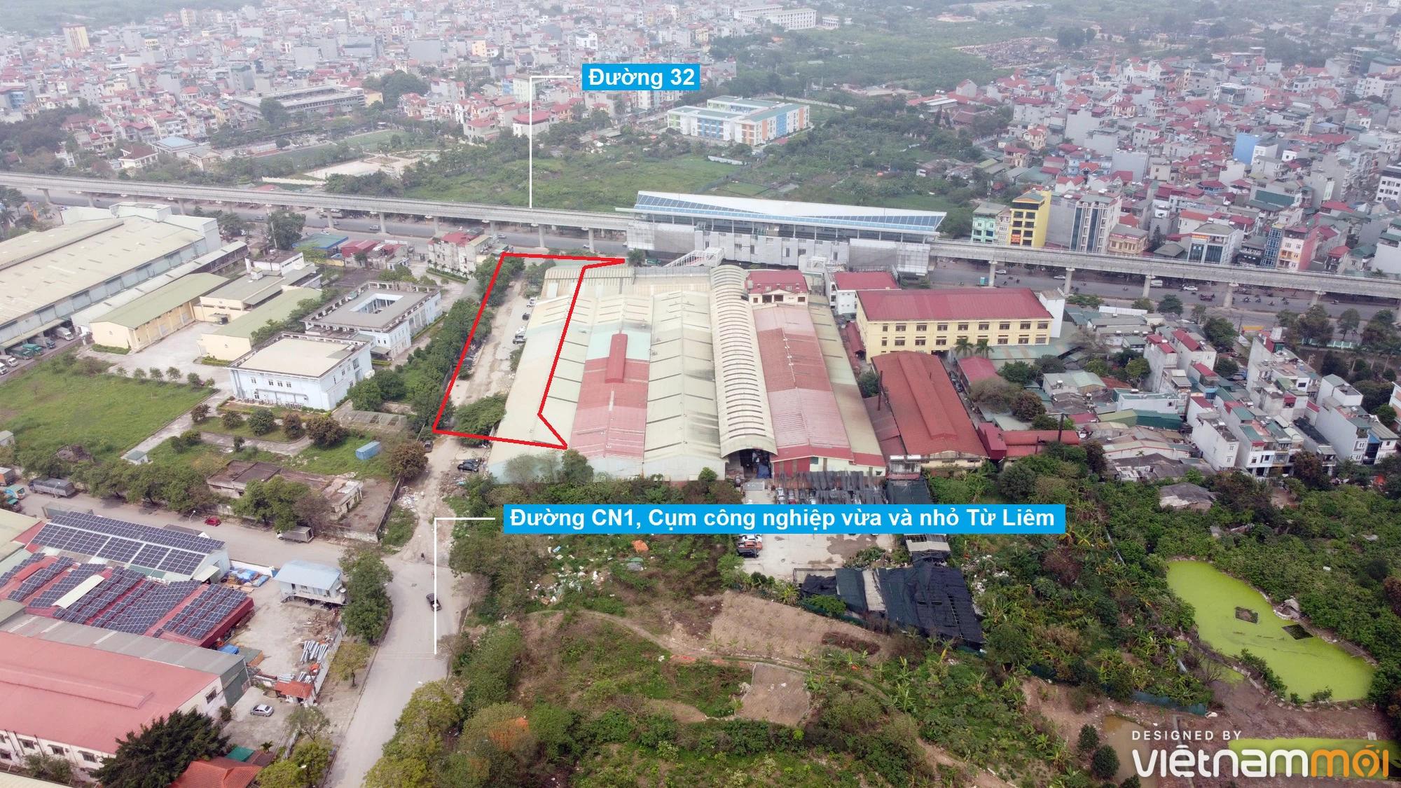 Những khu đất sắp thu hồi để mở đường ở phường Phúc Diễn, Bắc Từ Liêm, Hà Nội - Ảnh 8.
