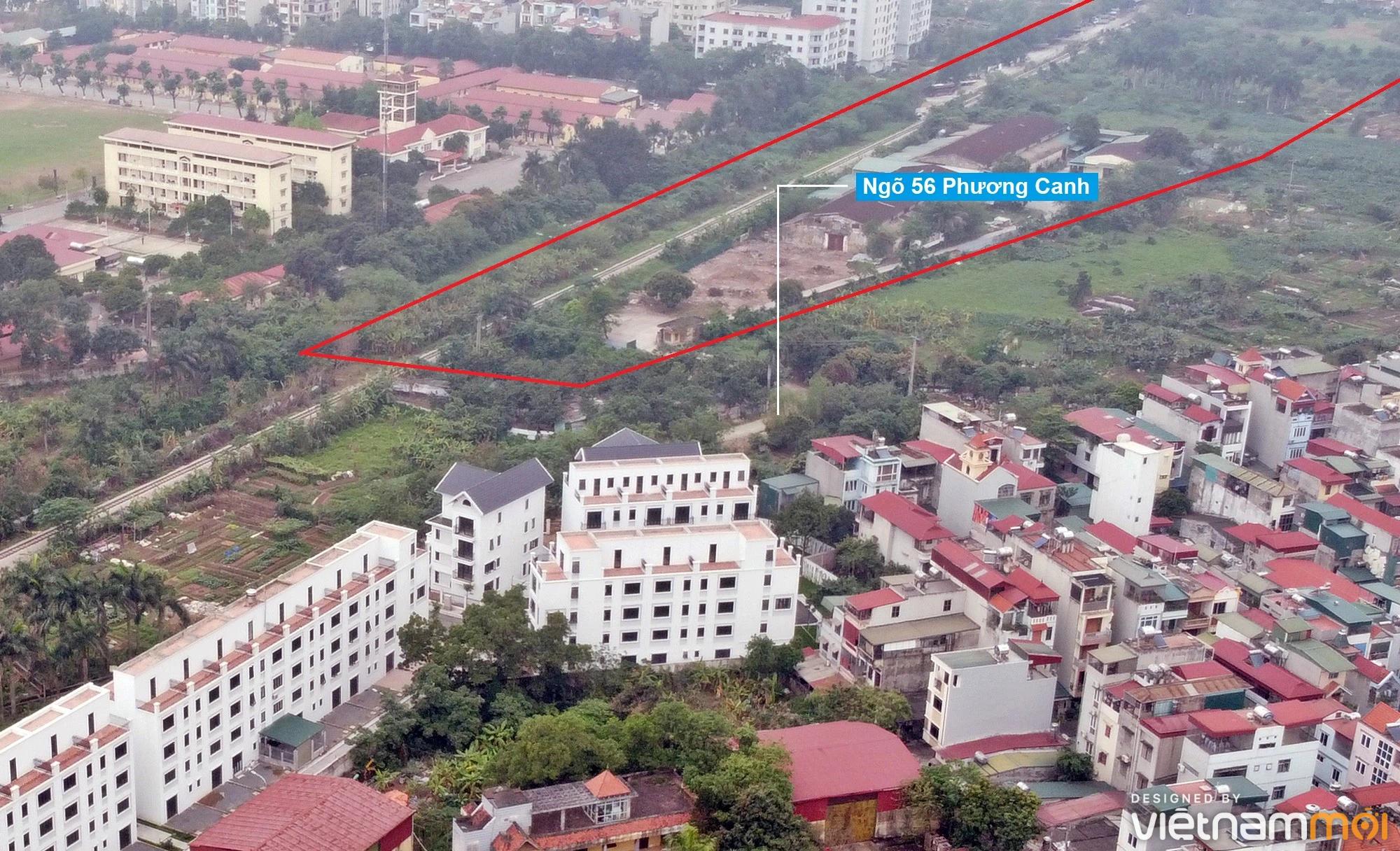 Những khu đất sắp thu hồi để mở đường ở phường Phúc Diễn, Bắc Từ Liêm, Hà Nội - Ảnh 11.