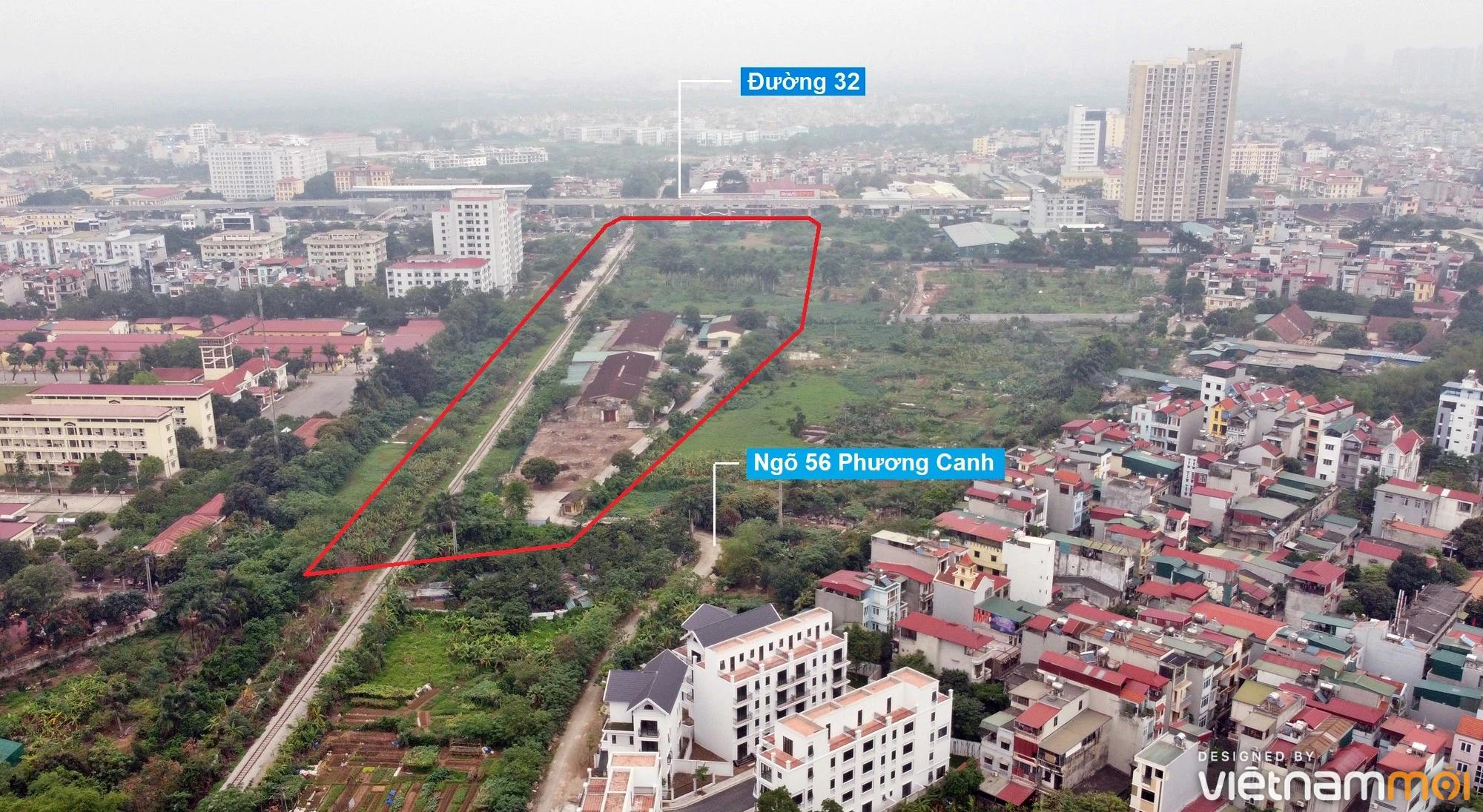 Những khu đất sắp thu hồi để mở đường ở phường Phúc Diễn, Bắc Từ Liêm, Hà Nội - Ảnh 12.