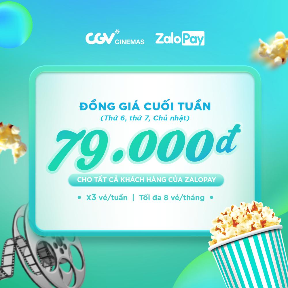 CGV khuyến mãi tháng 4: Vé xem phim giá 19.000 đồng, mua combo bắp nước tặng khẩu trang - Ảnh 6.