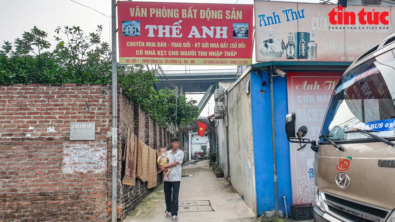 Cơn 'sốt đất' tại Đông Anh, Hà Nội: Hỏa mù thông tin - Ảnh 7.