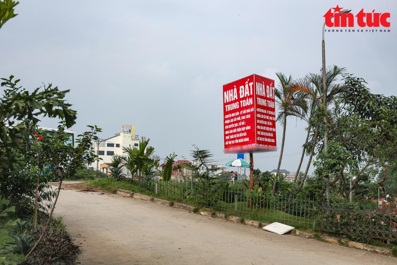 Cơn 'sốt đất' tại Đông Anh, Hà Nội: Hỏa mù thông tin - Ảnh 5.