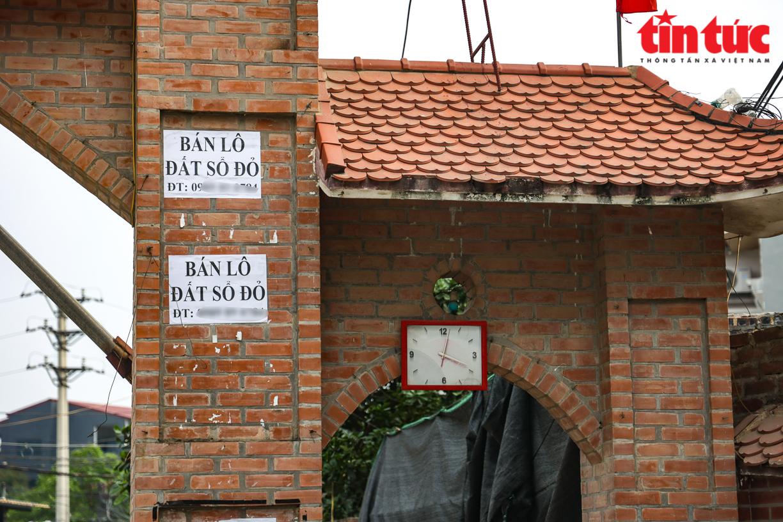 Cơn 'sốt đất' tại Đông Anh, Hà Nội: Hỏa mù thông tin - Ảnh 6.