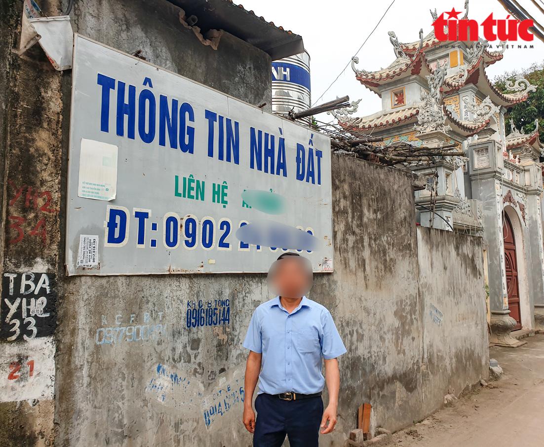 Cơn 'sốt đất' tại Đông Anh, Hà Nội: Hỏa mù thông tin - Ảnh 3.