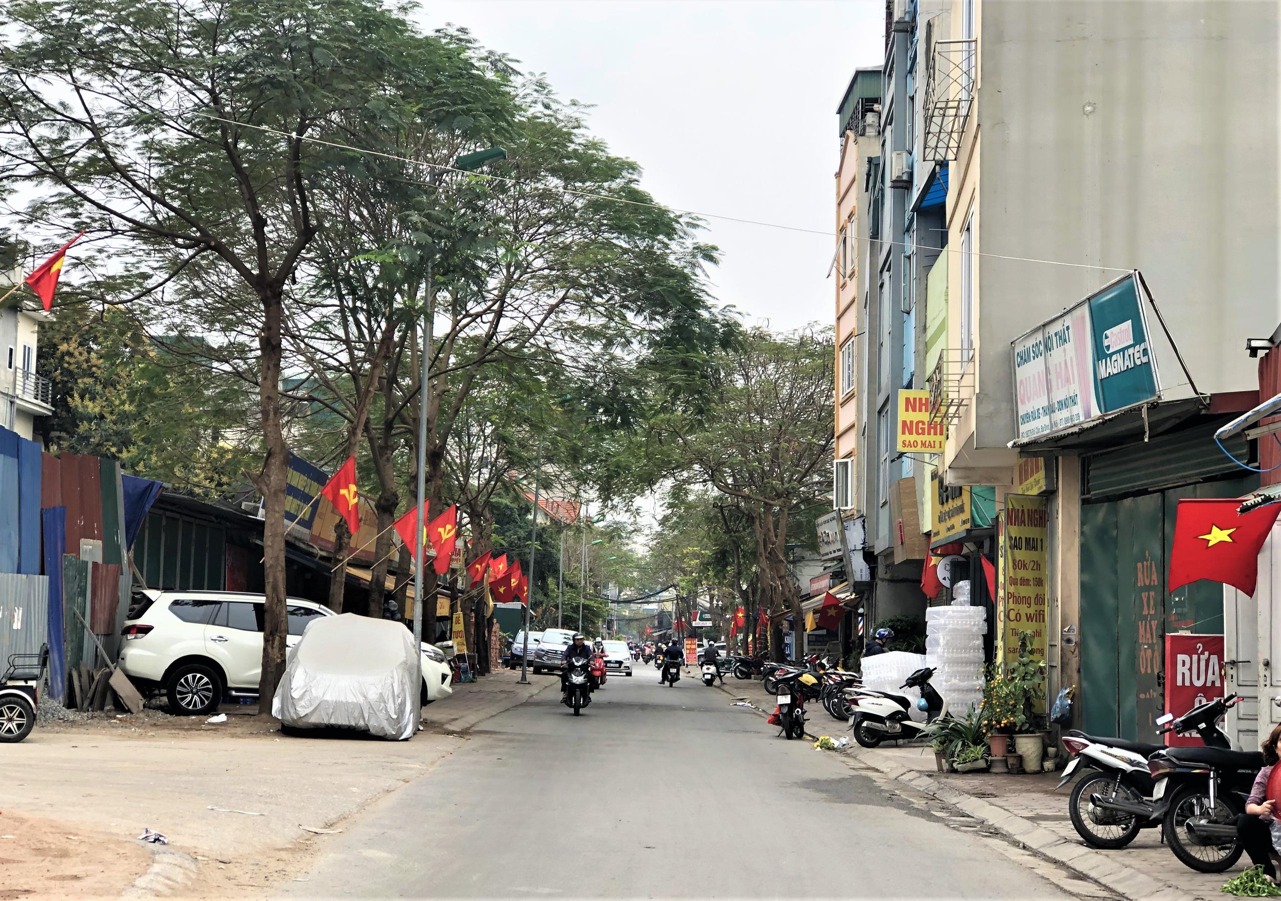 Đường sắp mở theo quy hoạch ở phường Ngọc Hà, Ba Đình, Hà Nội (phần 3): Hai đường nối ngõ Đội Cấn - phố Ngọc Hà  - Ảnh 4.