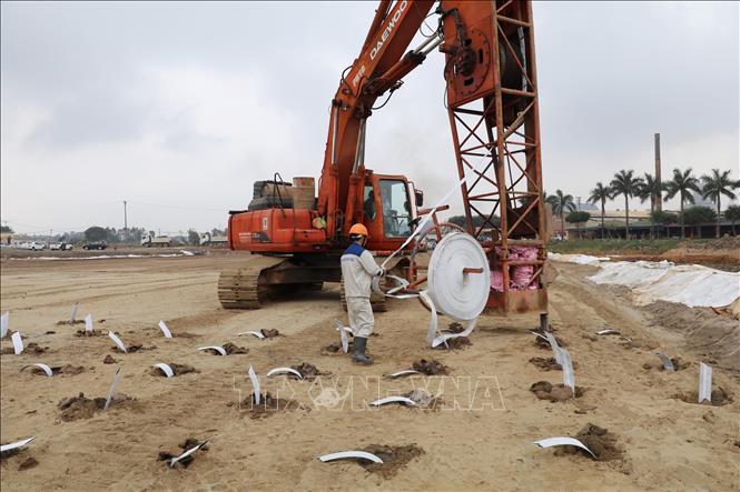 Bộ GTVT lập đoàn kiểm tra dự án cao tốc Mai Sơn - Quốc lộ 45 - Ảnh 1.
