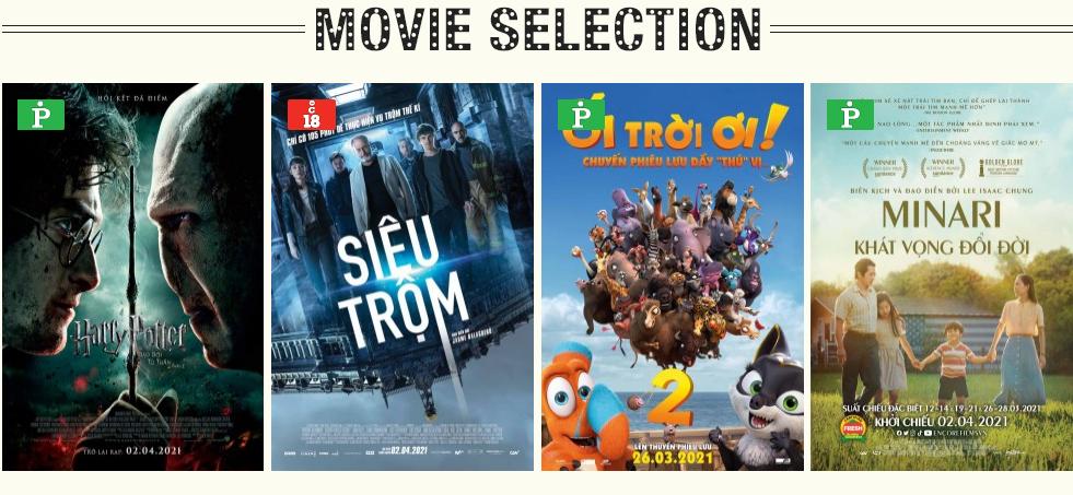CGV khuyến mãi tháng 4: Vé xem phim giá 19.000 đồng, mua combo bắp nước tặng khẩu trang - Ảnh 2.