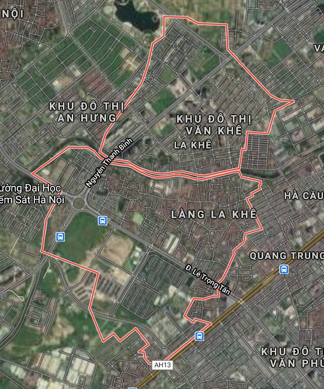 Kế hoạch sử dụng đất phường La Khê, Hà Đông, Hà Nội năm 2021 - Ảnh 2.