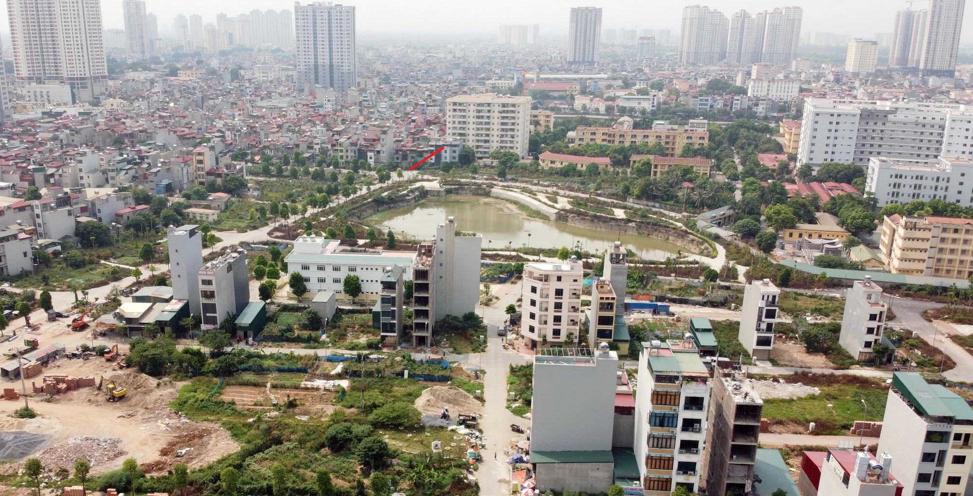 Kế hoạch sử dụng đất phường Quang Trung, Hà Đông, Hà Nội năm 2021 - Ảnh 1.