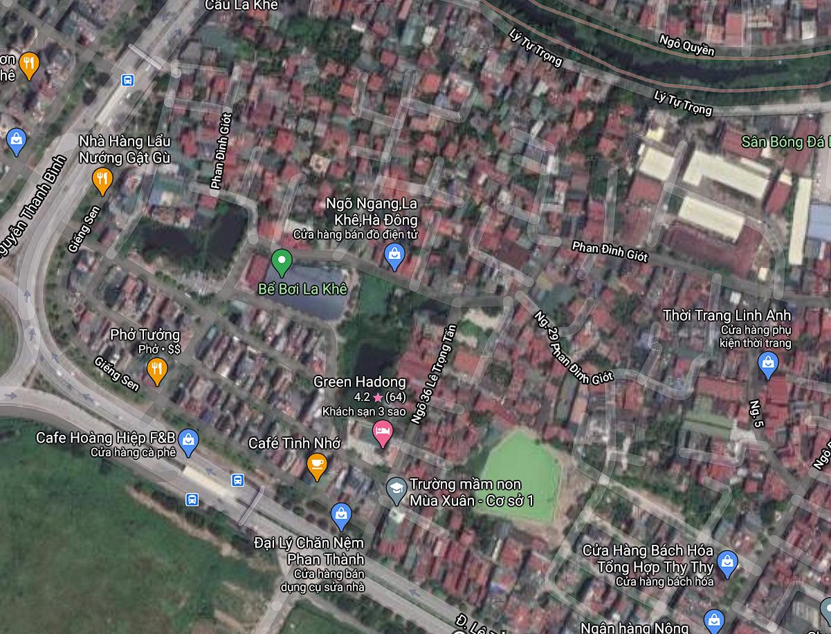 Đất dính quy hoạch ở phường La Khê, Hà Đông, Hà Nội - Ảnh 2.