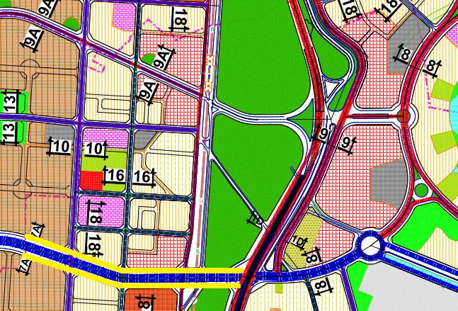 Đường sẽ mở ở phường Xuân Đỉnh, Bắc Từ Liêm, Hà Nội - Ảnh 1.