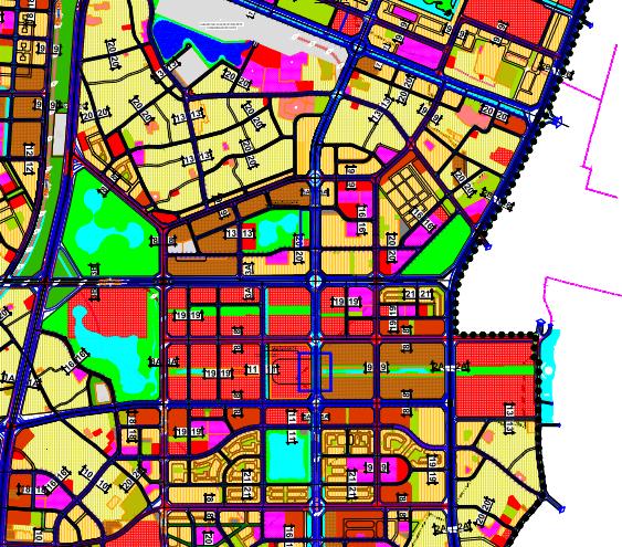 Bản đồ quy hoạch giao thông phường Xuân Tảo, Bắc Từ Liêm, Hà Nội - Ảnh 2.