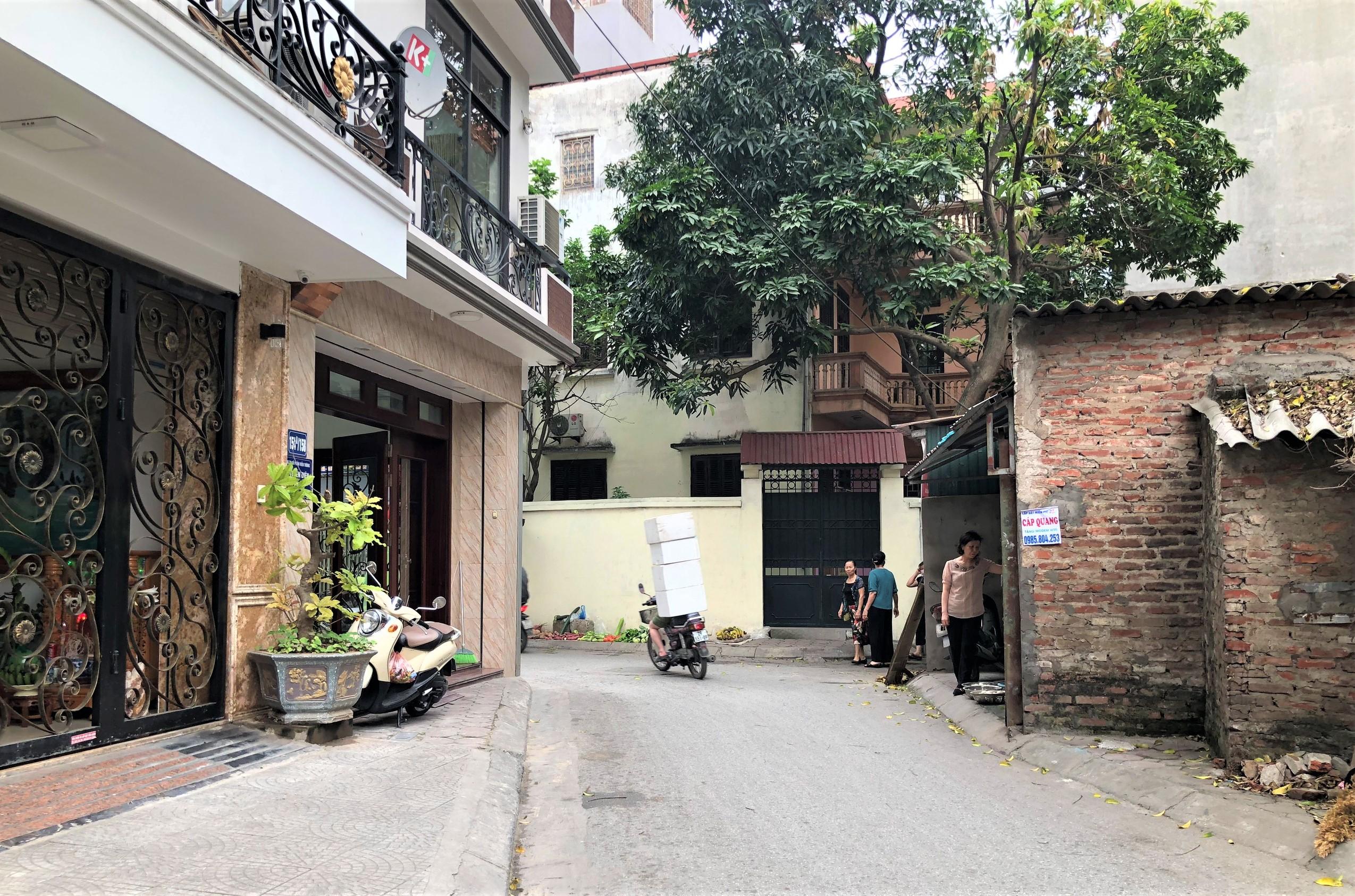 Đường sắp mở theo quy hoạch ở phường Ngọc Hà, Ba Đình, Hà Nội (phần 3): Hai đường nối ngõ Đội Cấn - phố Ngọc Hà  - Ảnh 7.
