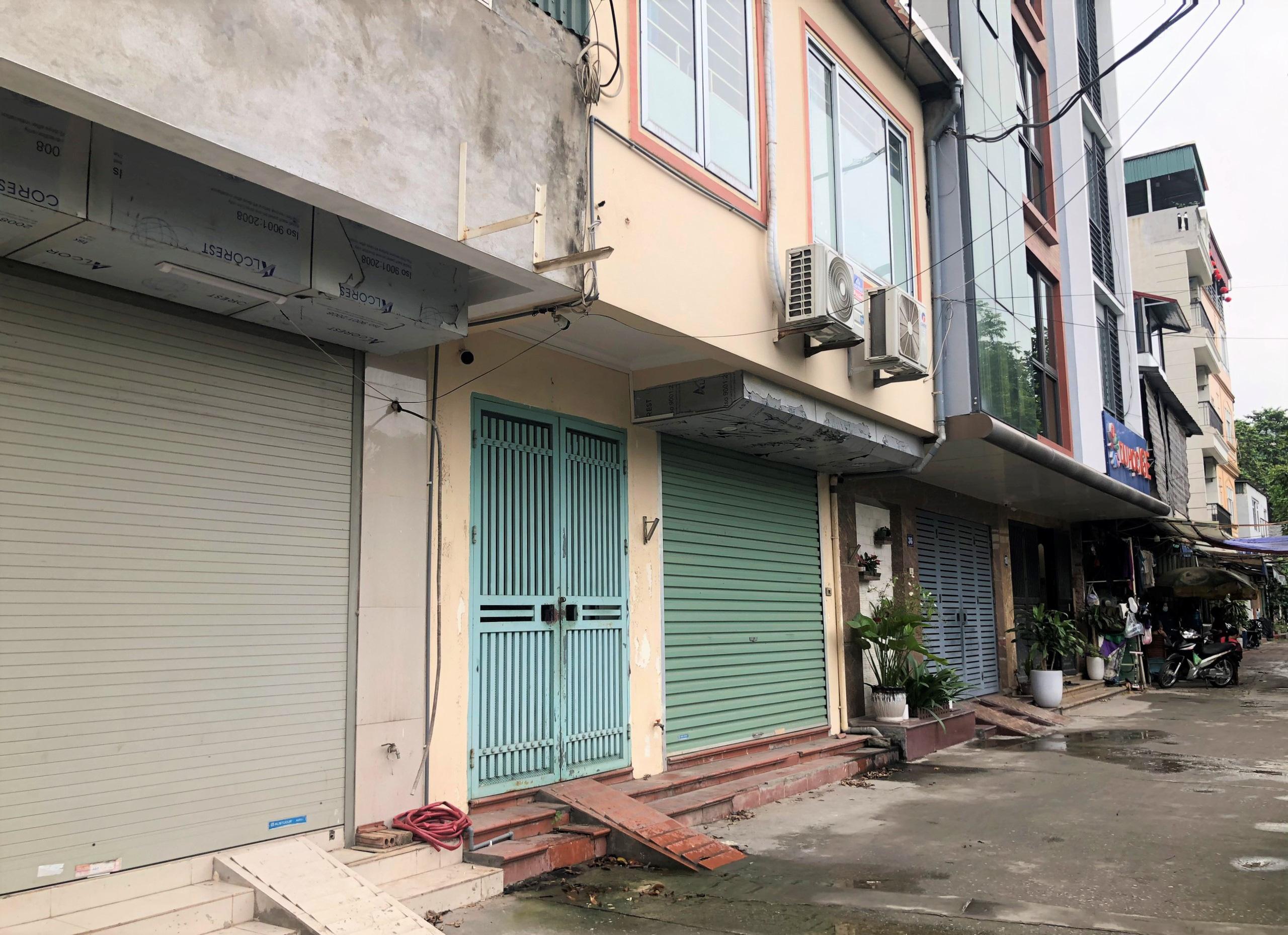 Đường sắp mở theo quy hoạch ở phường Ngọc Hà, Ba Đình, Hà Nội (phần 2): Đường nối ngõ 279 Đội Cấn - phố Ngọc Hà  - Ảnh 8.