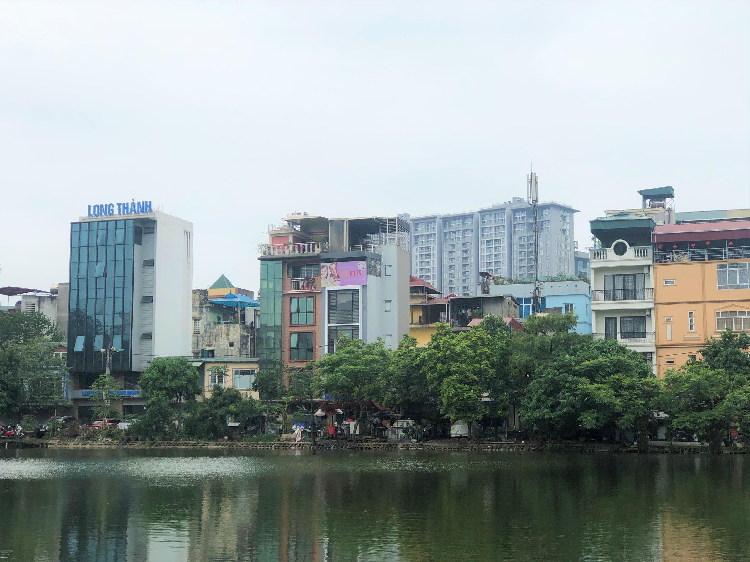 Đường sắp mở theo quy hoạch ở phường Ngọc Hà, Ba Đình, Hà Nội (phần 2): Đường nối Đội Cấn - Ngọc Hà - Ảnh 7.