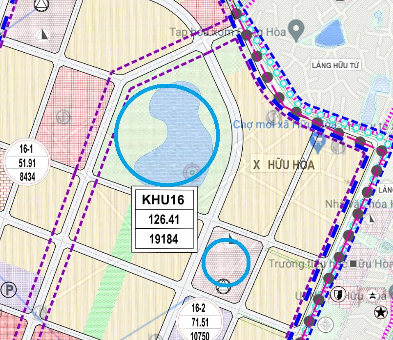 Đất dính quy hoạch ở xã Hữu Hòa, Thanh Trì, Hà Nội - Ảnh 1.