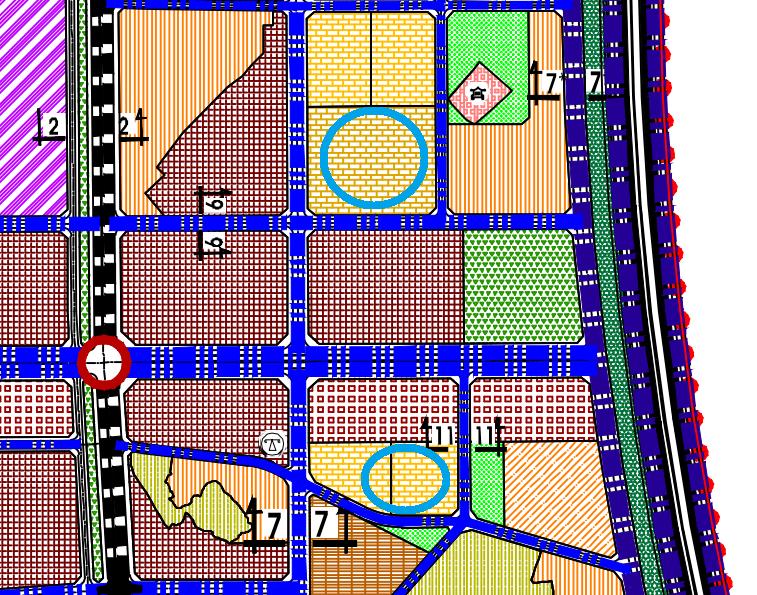 Đất dính quy hoạch ở xã Liên Ninh, Thanh Trì, Hà Nội - Ảnh 1.