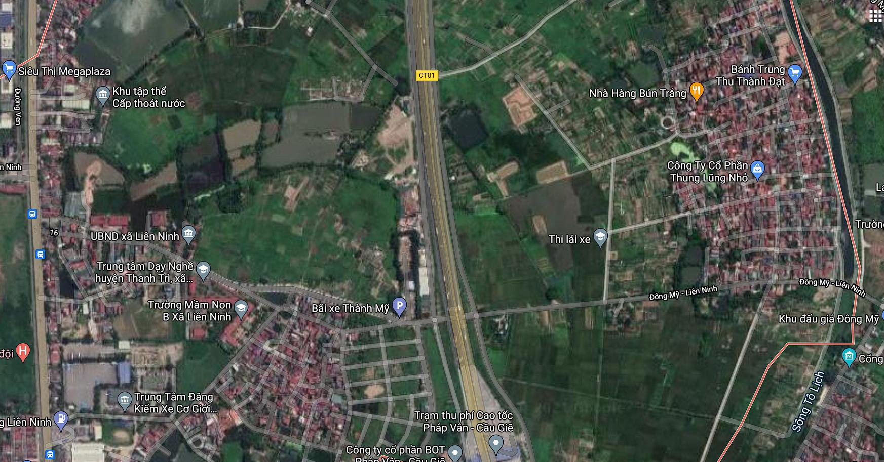 Đường sẽ mở ở xã Liên Ninh, Thanh Trì, Hà Nội - Ảnh 2.