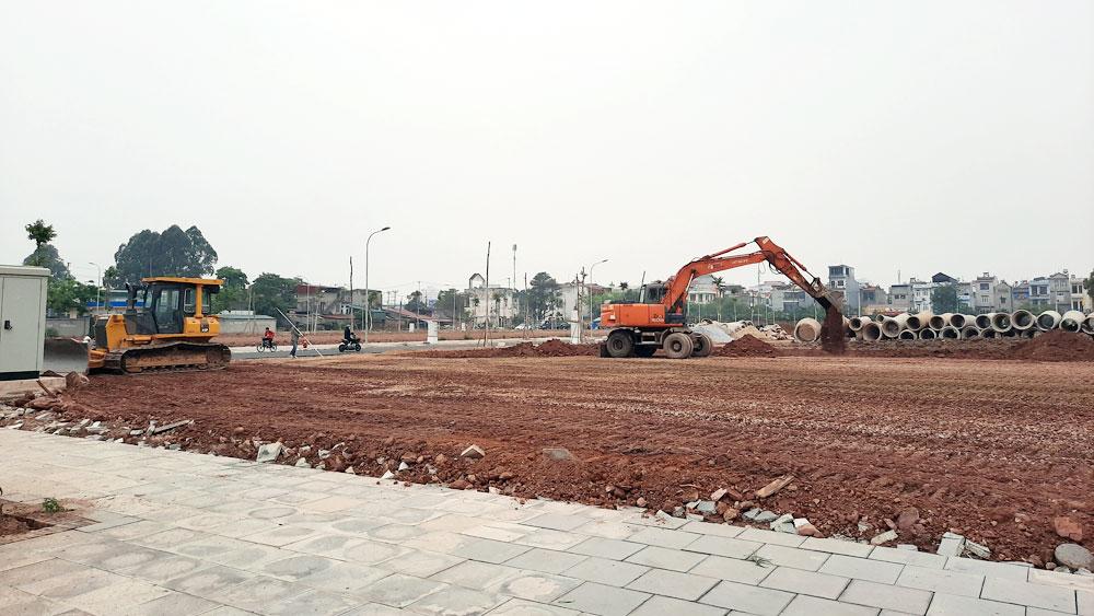 Giá đất Bắc Giang quay đầu giảm sau cơn sốt ảo - Ảnh 1.