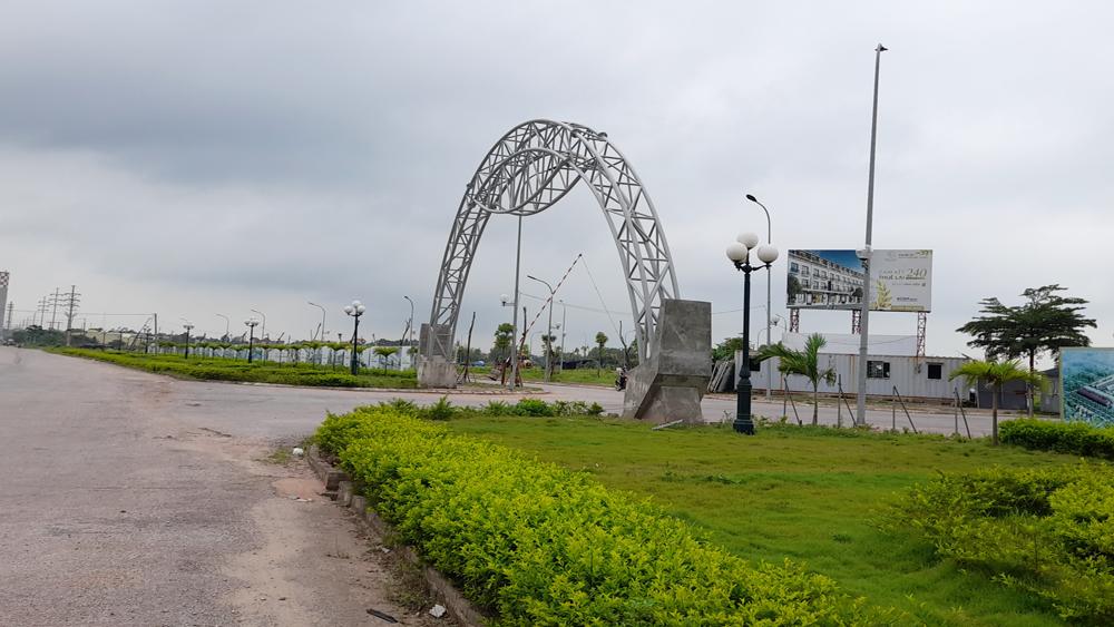 Bán đất ở chưa đủ điều kiện, chủ dự án khu đô thị mới Kosy Bắc Giang bị đề xuất phạt 250 triệu đồng - Ảnh 2.