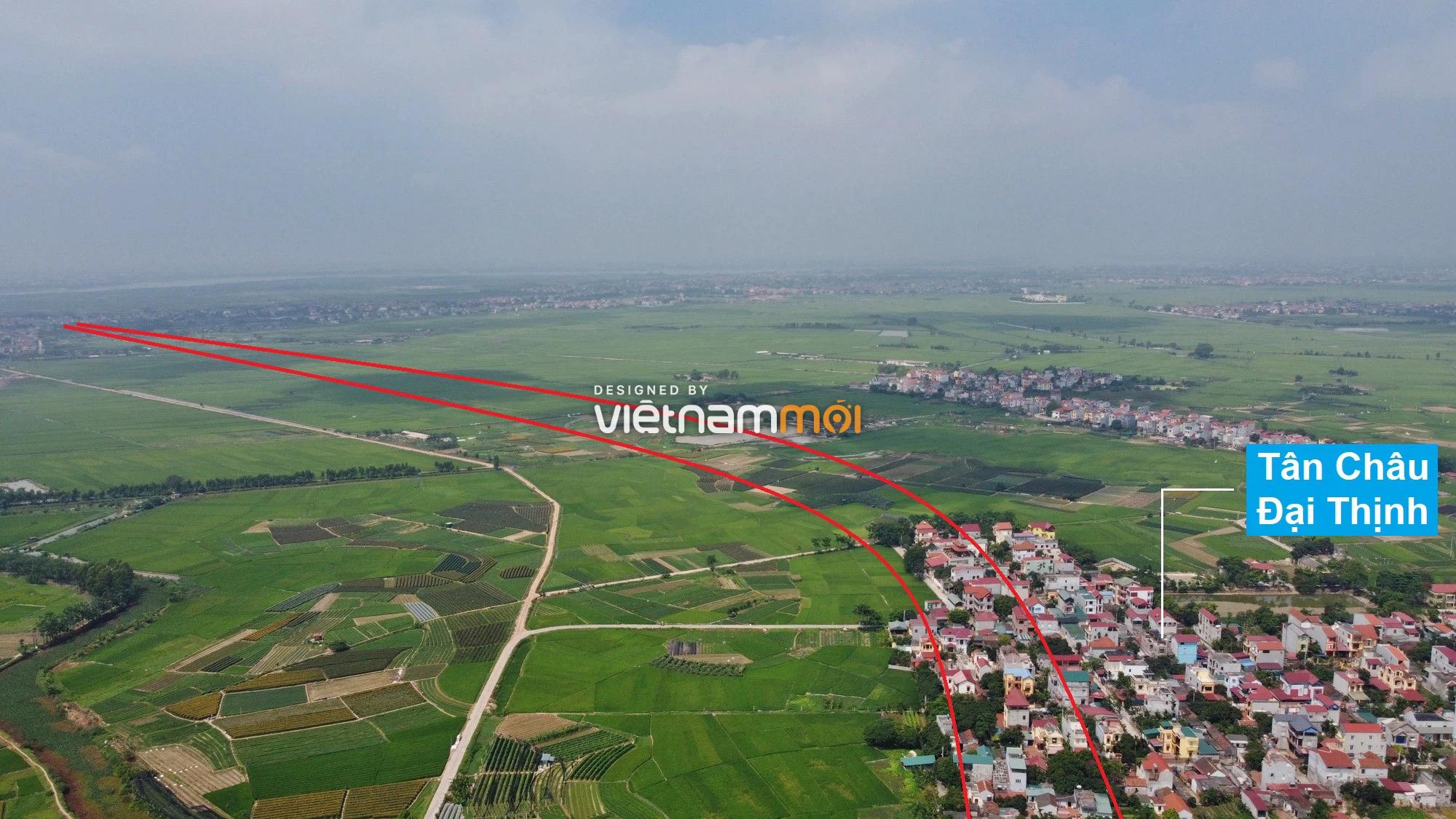 Đường Vành đai 4 sẽ mở theo quy hoạch qua huyện Mê Linh, Hà Nội - Ảnh 4.