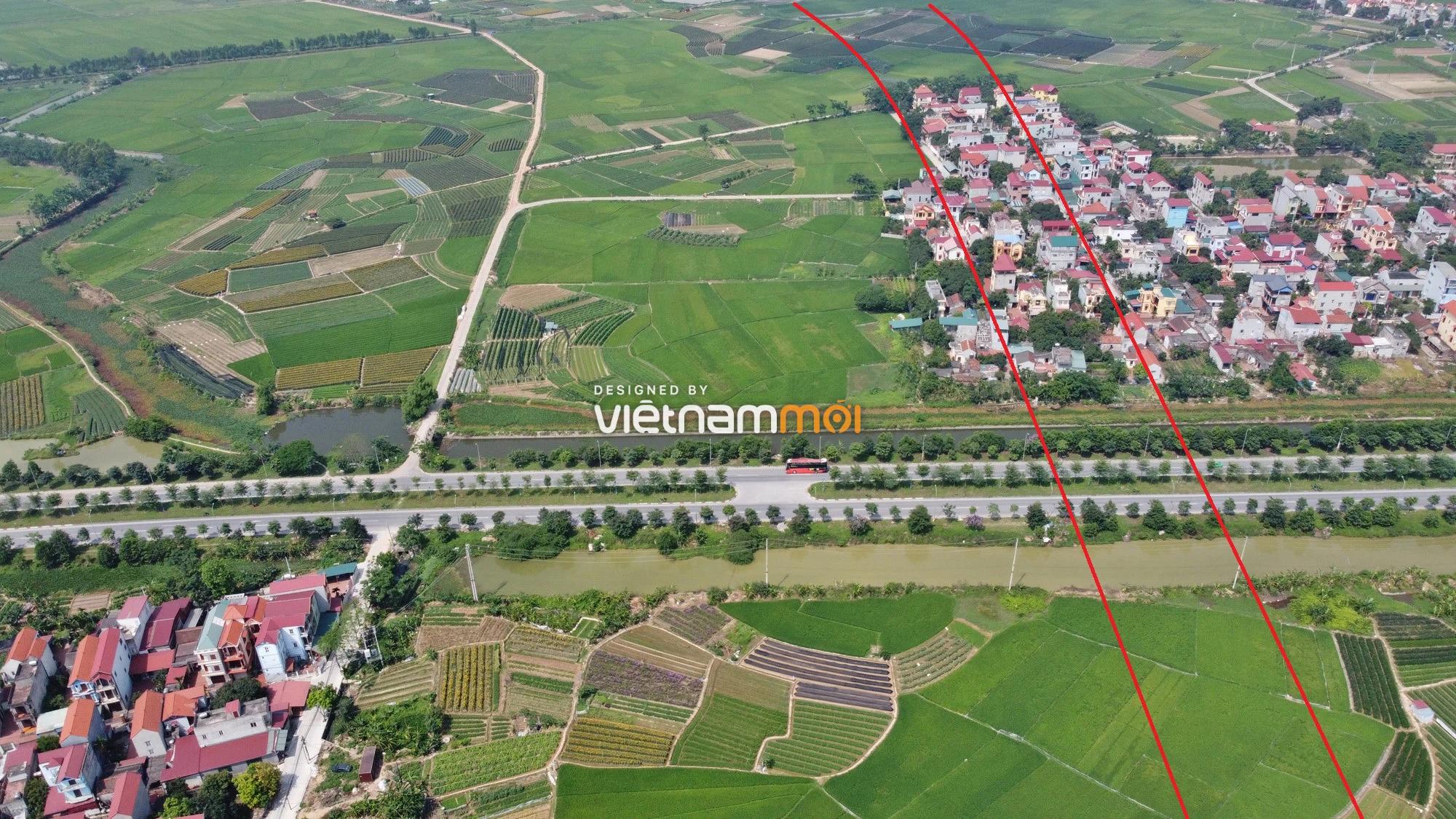 Đường Vành đai 4 sẽ mở theo quy hoạch qua huyện Mê Linh, Hà Nội - Ảnh 5.