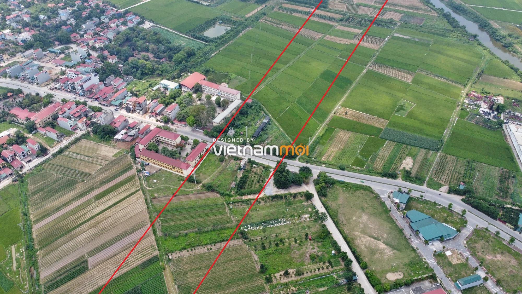 Đường Vành đai 4 sẽ mở theo quy hoạch qua huyện Mê Linh, Hà Nội - Ảnh 14.