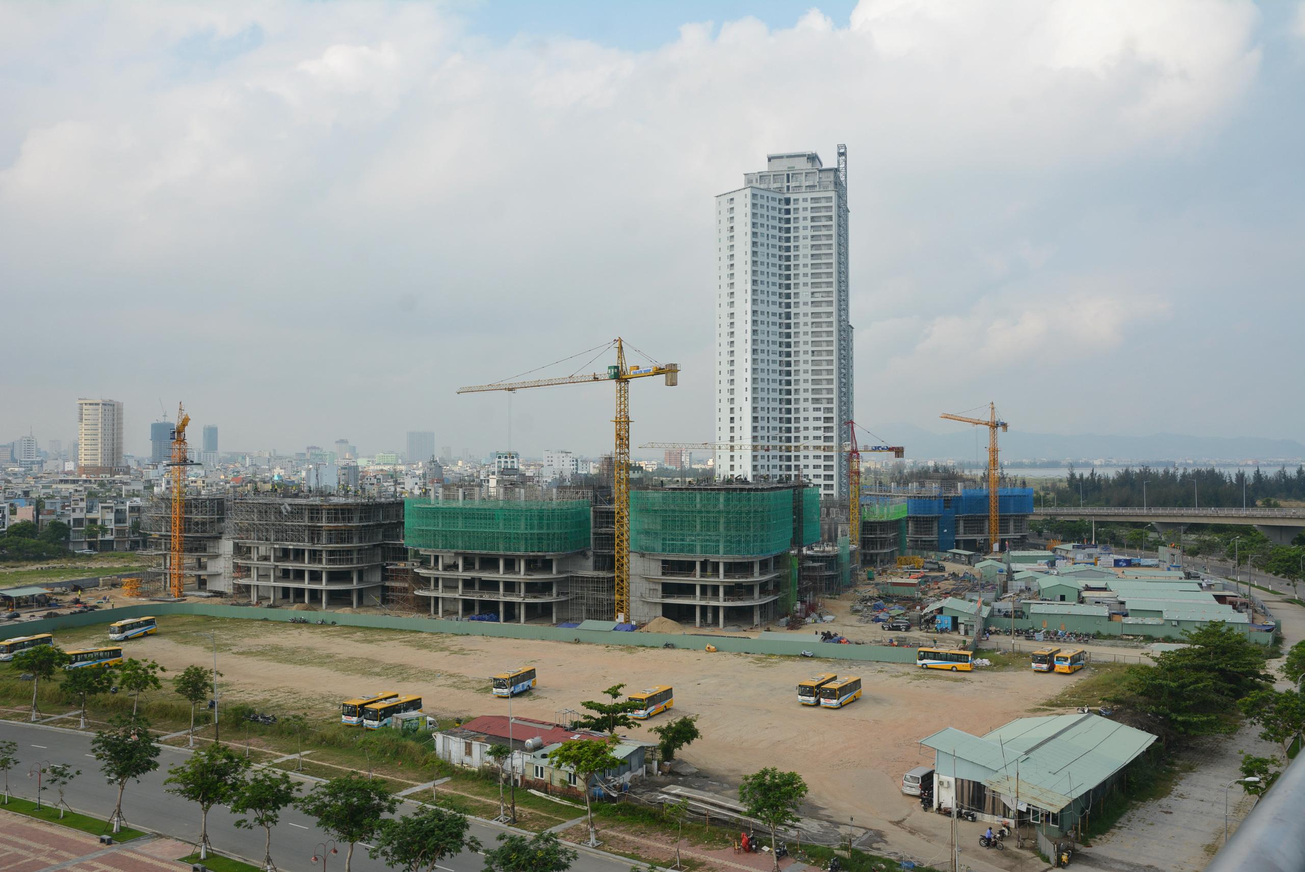 Vị trí khu đất Đà Nẵng dự kiến làm Dự án nhà hát thành phố - Ảnh 9.