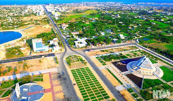 Bảng giá đất Ninh Thuận giai đoạn 2021-2024 - Ảnh 1.