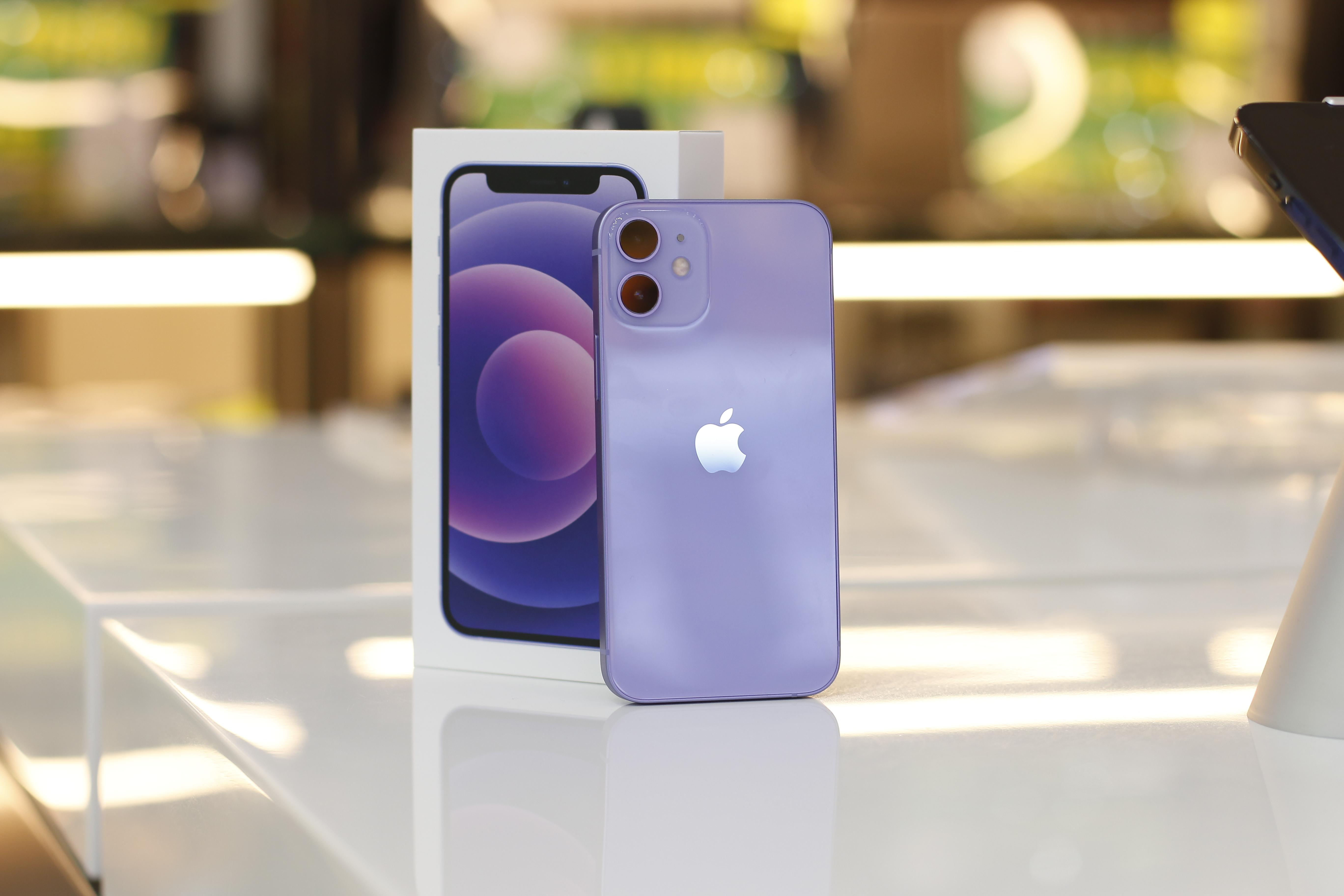 iPhone 12 màu mới được bán tại Việt Nam - Ảnh 3.